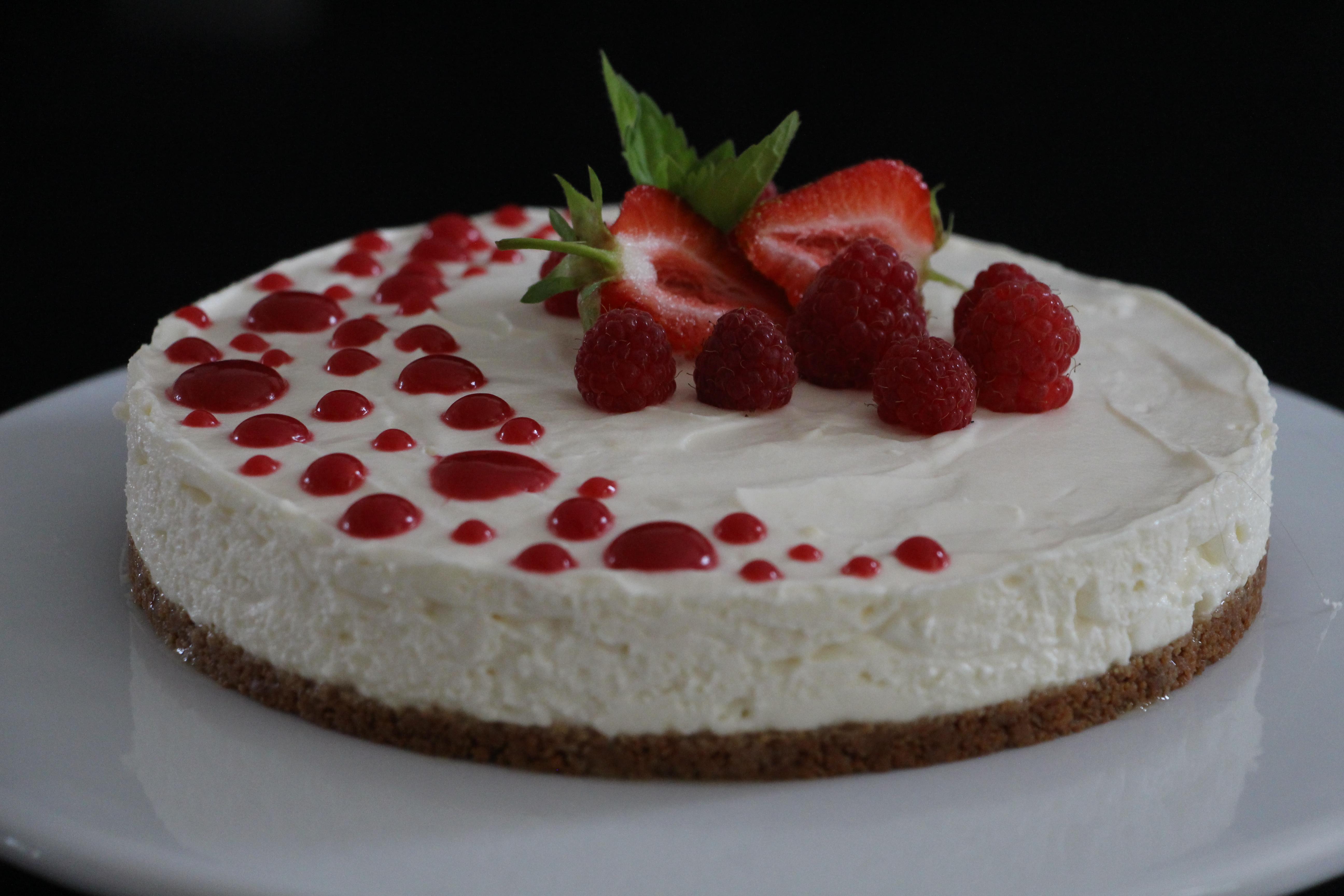 Le Cheesecake sans cuisson – Casserole & Chocolat