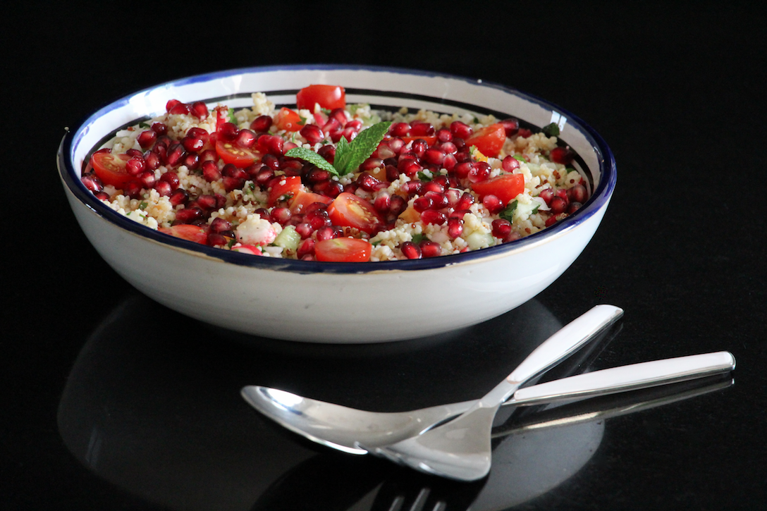 Quinoa Tabbouleh Salad By Jamie Oliver Casserole Chocolat