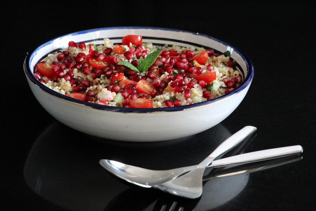 jamie oliver how to cook quinoa